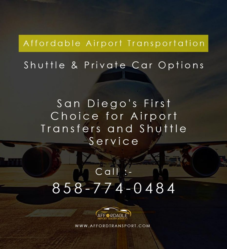 airport shuttle service near me